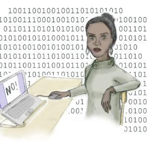 Computer says no tegen zwarte vrouwen